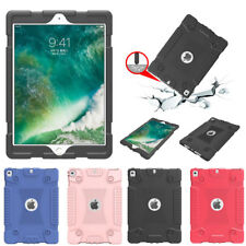Shockproof Rubber Skin Case Cover For Apple iPad Air 1 2 Pro 9.7 5th Gen 2017
