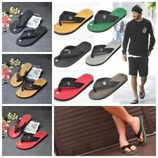 Mens Summer Beach Slipper Flat Flip Flop Hotel Shoes Casual SlippersShoes Size