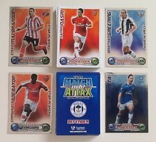 Topps Match Attax 2008/09 Premier League Player Cards - No.s 1-234