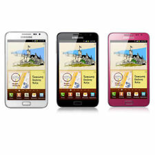"""Unlocked 5.3"""" Samsung Galaxy Note GT-N7000 Android Smartphone 16GB 8MP 3Colors"""