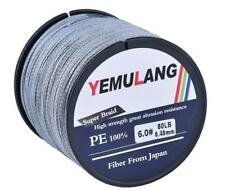 500M Fishing Line Super Strong Braided 100% PE Extreme Sea Line Dyneema Spectra