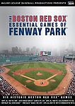 The Boston Red Sox - Essential Games of Fenway Park (DVD, 2008, 6-Disc Set) NEW!