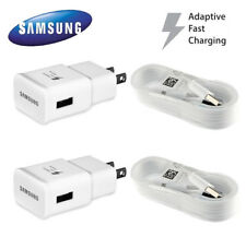 OEM Fast Rapid Wall Charger For Samsung Galaxy S6 S7 Edge Note4 Note5 White