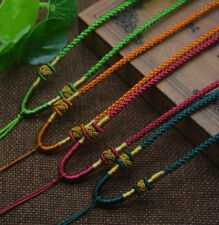 3PCS New rope exquisite hand-woven lanyard many lines pendants rope Wholesale