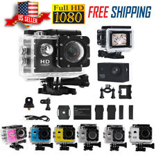 Waterproof SJ4000 HD 1080P Camcorder Helmet Sports Action Video Record DV Camera