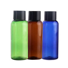 Travel Refillable Airless Lotion Cream Treatment Empty Cosmetic Pump Bottle us.