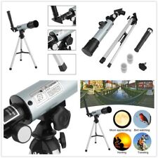 360*50mm 90X Zoom Refractor Monocular Astronomical Telescope Spotting Scope F7