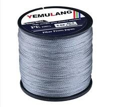 PE Fishing Line Extreme Braided Line Agepoch Dyneema Spectra  Super Strong Line