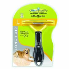 FURminator® deShedding Tool for Large Dog 51-90 lbs with Long Hair (LDL)