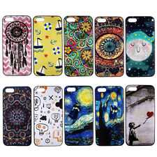 Various Fashion Designer Pattern Hard Cute Case Cover Skin for Apple iPhone 5 5S