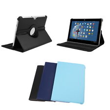 10.1'' Rotating PU Leather Case For Samsung Galaxy Tab 2 P5100/P5110/P5113 DF