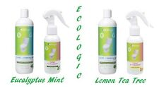Ecologic 500ml Toilet Cleaner Gel & 125ml Toilet Air Freshener Australian Made