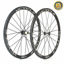 700C 38mm Tubular Carbon Road Bike Wheel Carbon Road Cycling Wheelset Campagnolo