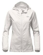 THE NORTH FACE  Stormy Trail Ivory Light Waterproof Running Jacket Coat Womens M