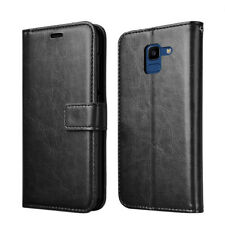 Luxury Leather Soft  Wallet Flip Stand Card Cover Case Shell For Samsung Phone