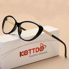 Women Retro Cat Eye Eyeglasses Brand Eye Vintage Optical Frame Reading Eyewear