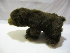 "Disney Bear Plush Brown Soft Stuffed Animal Toy Disneynature 16"" Cute"