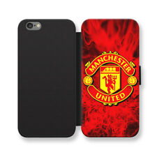 Manchester United Wallet iPhone Cases Football Samsung Wallet Leather Phone Case