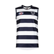 Geelong Cats AFL Football 2018 Mens Footy Jumper Guernsey Jersey