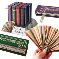 Buy 1 Get 1 50% OFF (add 2 to cart) Book Fan By IF Asian Inspired