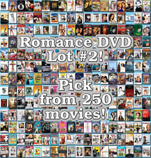 Romance DVD Lot #2: DISC ONLY - Pick Items to Bundle and Save!