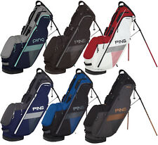 New 2018 Ping Hoofer Lite 4 Way Stand Carry Golf Bag - Pick from 6 New Colors