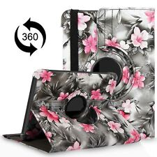 For Amazon Kindle Fire HD 7 2012 Premium Leather 360 Rotating Stand Case Cover