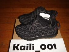 Adidas Yeezy Boost 350 Infant Pirate Black BB5355 BABY V1 A