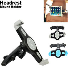 New Car Seat Headrest Mount Holder Stand for iPad Mini Air Pro Samsung Tab s2 s3