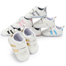 Baby Toddlers Sneakers Pre Walker Learning Shoes Infant Trainer Boys Girls