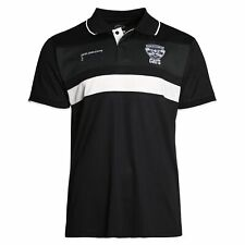 Geelong Cats AFL Football 2018 Mens Premium Polo T-Shirt BNWT