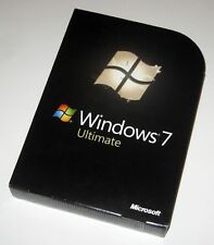 Genuine Microsoft Windows 7 Ultimate 32/64 Bit Full Version & Lifetime Key