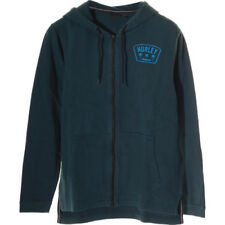Hurley Beach Club Destroy 17th St Mens Hoody Zip - Armory Navy All Sizes