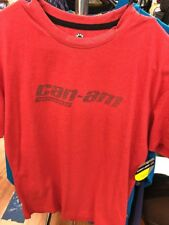 Canam Spyder Roadster Authentic tshirt 453746 black OEM
