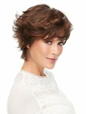 MEG Wig by JON RENAU, *ANY COLOR!* 100% Hand-Tied Double Mono Top, NEW!