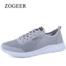 ZOGEER Mens Shoes, Large Size 35-50 Mens Casual Shoes, Brand Designer Lightweigh