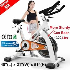 Health&Fitness Gym Exercise Stationary Bike Cardio Drive Indoor Cycling Bike EK