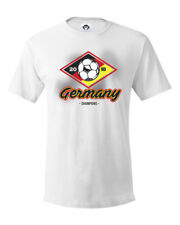 Soccer World Cup, Russia 2018, Germany Champion Theme Soccer Men T-shirt