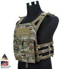 TMC Tactical Vest Plate Carrier JPC Body Armor Airsoft MOLLE Hunting Military