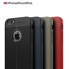 Luxury Hybrid Shockproof Soft Leather Cover Case For iPhone 6S Plus / 6 Plus