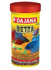 Dajana Betta Flakes -High Quality Complete Fish Food- Tropical / Siamese fighter