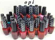 htf OPI Discontinued HL NAIL POLISH FULL SIZE 0.5oz 15ml CHOOSE, RARE