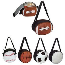 Lovely Kids Sports Game Cooler- Basketball, Football, Baseball, Golf or Soccer
