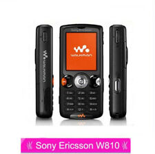 Original Sony Ericsson W810i FM Radio GSM Bar Cellphone Unlocked  HOT