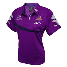 NRL Melbourne Storm 2017 Players Polo LADIES Size 8 - 18