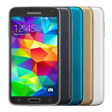 Samsung Galaxy S5 SM-G900F 16GB (Europe) Factory Unlocked Android  Smartphone