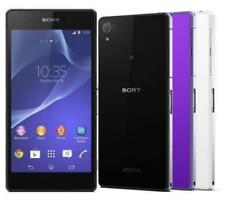Unlocked Original Sony Xperia Z2 D6503 16GB 4G LTE 20MP Smartphone Free shipping