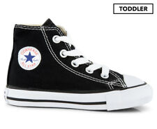 Converse Toddler Chuck Taylor All Star High Top Sneaker - Black