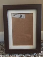 Brown Wooden Picture Frame 7