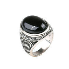 Fashion Women Jewelry Resin Gemstone Ring Wedding Engagement Party Ring HH4973